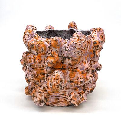 Vince Palacios, 'Pink and Orange No1014', 2020