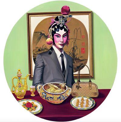 Tamen 他们, 'Twelve Beauties of Jinling no. 1', 2009