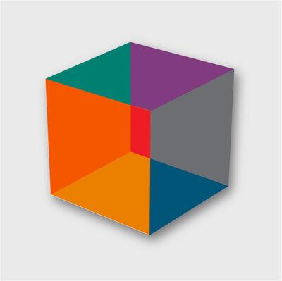 Moshé Elimelech, 'Cube 02', 2018