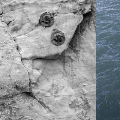 Edmund Clark, 'White Cliffs Blue Channel', 2019