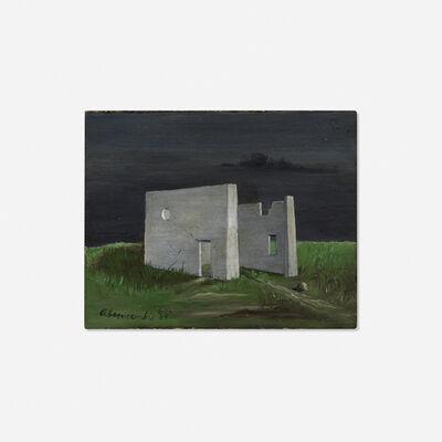 Gertrude Abercrombie, 'Walls', 1964