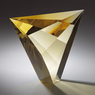 Tomáš Brzon, 'Gold Diamond', 2020