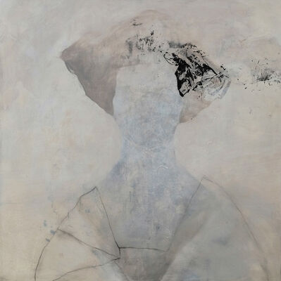 Nathalie Deshairs, 'Portrait Flamand 4', 2018