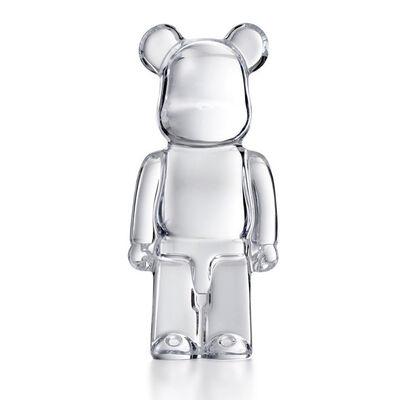 Baccarat, 'BACCARAT CLEAR BE@RBRICK', 2020