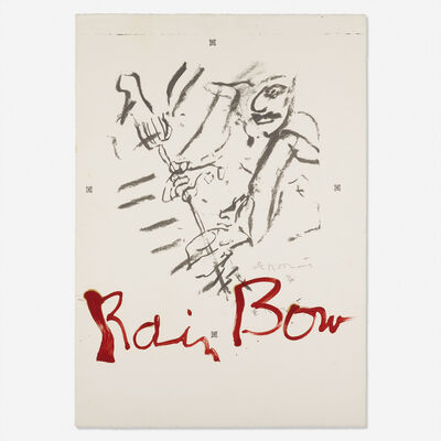 Willem de Kooning, 'Untitled (Rainbow)'