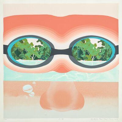 Yang-Tsung Fan, 'Swimming Pool Seires-Diving', 2015