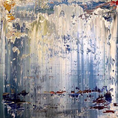 Gustav Hjelmgren, 'Antaktis', 2018