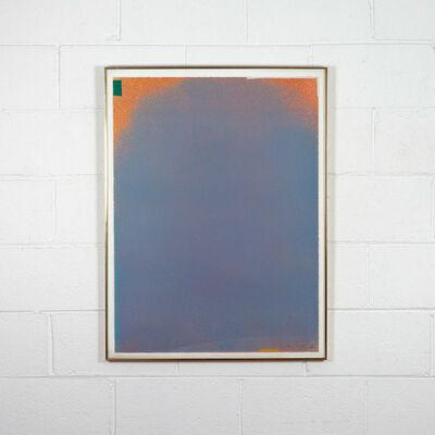Jules Olitski, 'Graphic Suite I (Mauve/Blue)', 1970
