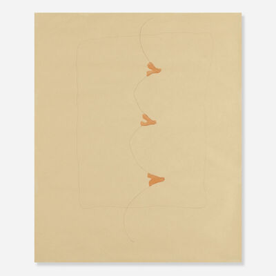 Richard Tuttle, 'We', 2005/2006