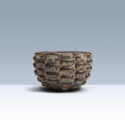 Axel Salto, 'Stoneware bowl', 1963
