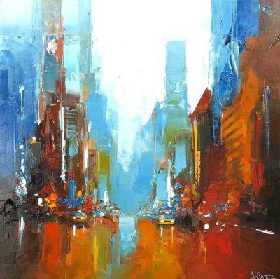 Daniel Castan, 'Times Square New-York', 2017-2018