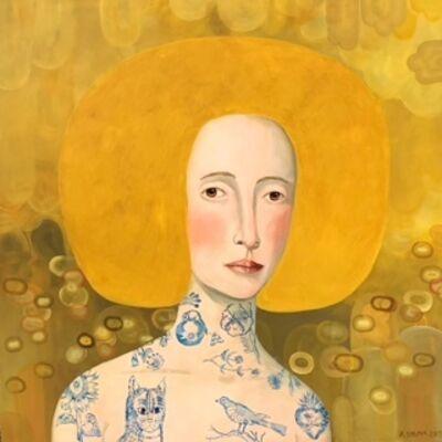 Anne Siems, 'Sunflower', 2020