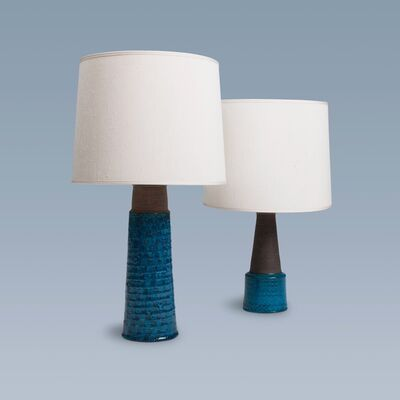 Nils Kähler, 'Pair of table lamps', 1950-1969
