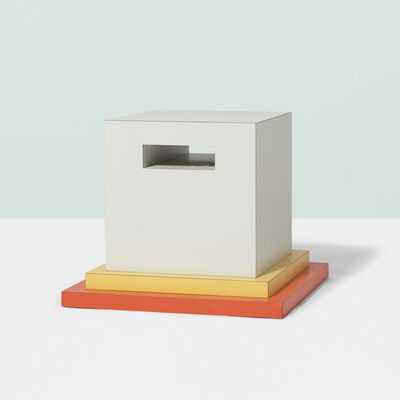 Ettore Sottsass, 'Cream table', 1984