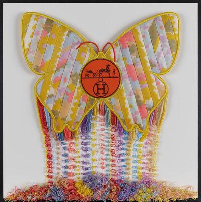 Stephen Wilson, 'Hermes Butterfly Drip', 2019