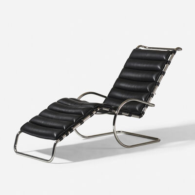 Ludwig Mies van der Rohe, 'Model 242 chaise lounge', c. 1927