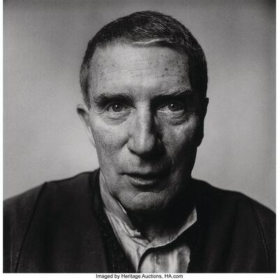 Peter Hujar, 'Brion Gysen, Paris', 1980
