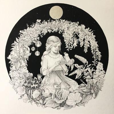Jessica Mulholland, 'Night Blooms' Allure', 2019