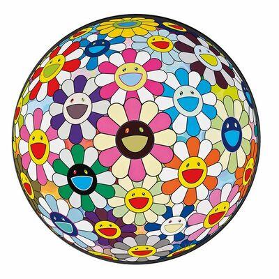 Takashi Murakami, 'Flowerball Cosmos (3-D) '