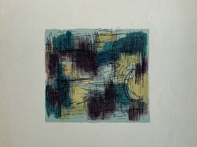 Jean Bazaine, 'Abstract ', 1957