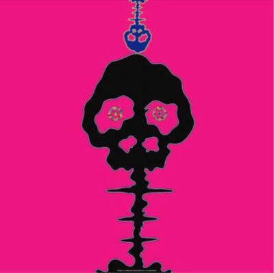 Takashi Murakami, 'Time Bokan - Pink *', 2006