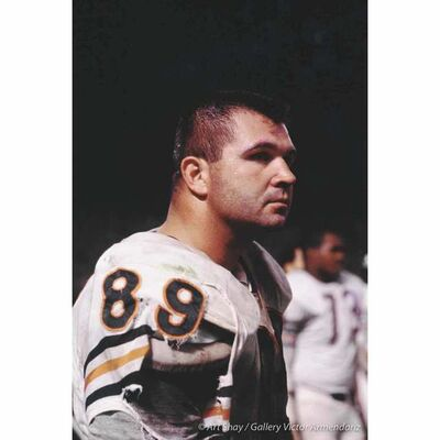Art Shay, 'Mike Ditka', 2017