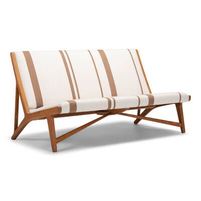 Hans Jørgensen Wegner, 'A Sofa bench', 1949