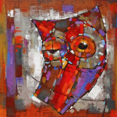 Stefan Geissbühler, 'The Flammulated Owl', 2019