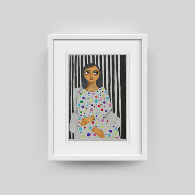 Haya Kaabneh, 'My Comfortable Space #4', 2018