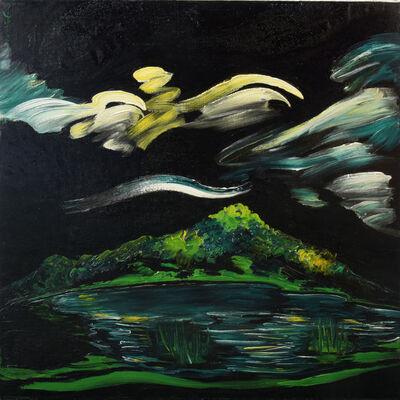 Natela Iankoshvili, 'Lake Bazaleti', 1979