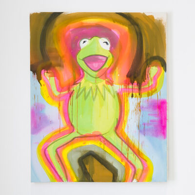 Liz Markus, 'Kermit with Dark Aura', 2020