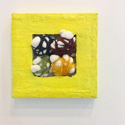 Fukuko Harris, 'Yellow Flame', 2018