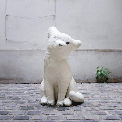 Clémentine de Chabaneix, 'Big cat', 2018