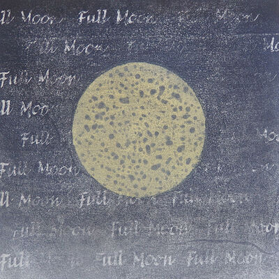 Monica Chivas, 'Full Moon', 2020