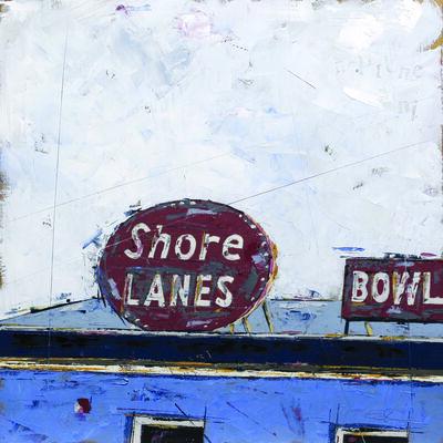 "Emily Thompson, ' ""Shore Lanes""', 2015-2016"