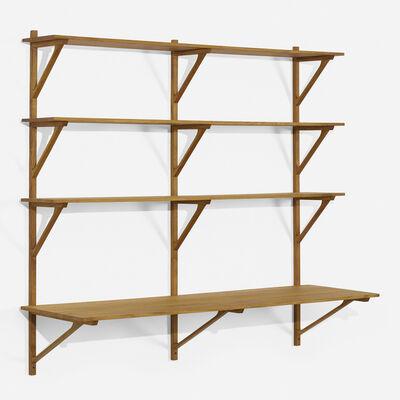 Börge Mogensen, 'Wall-mounted shelf, model 20069', 1956