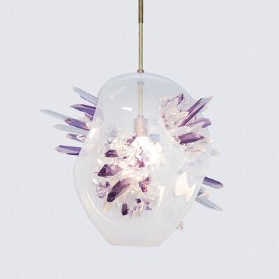 Jeff Zimmerman, 'Unique Hanging Pendant in Blown Glass', 2018