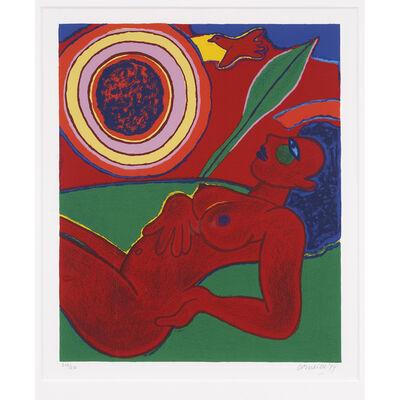 Corneille, 'Les derniers feux du soleil ', 1994