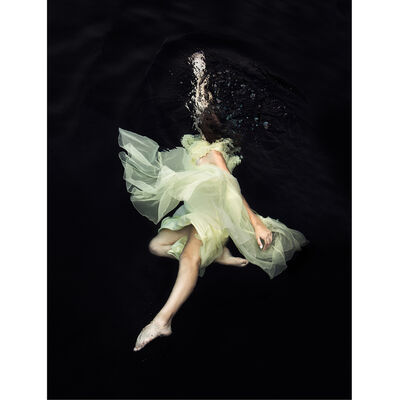 Lora Moore, 'water dance 3', 2018