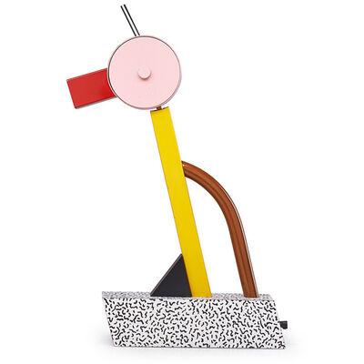Ettore Sottsass, 'Tahiti table lamp, Italy', 1981