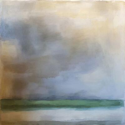 Ercole Monti, 'Cielo Grigio Su Mare Verde', 2017