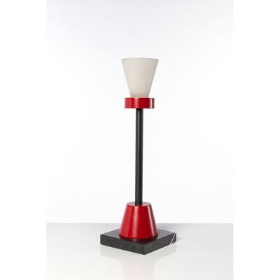 Ettore Sottsass, 'Luce Bassa - Bharata Collection - Lampe', 1988