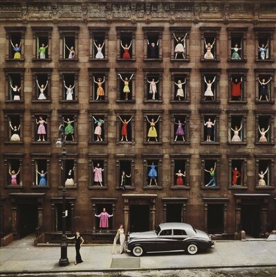 Ormond Gigli, ''New York City' (Girls in the Windows)'