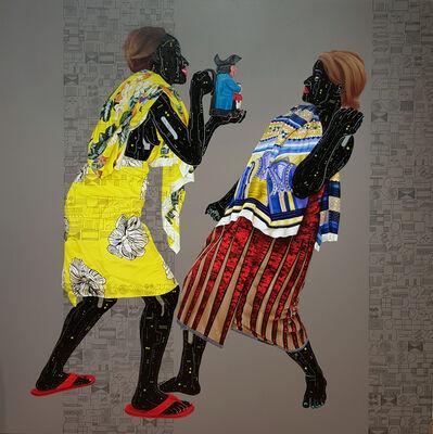 Eddy Kamuanga Ilunga, 'Untitled', 2020