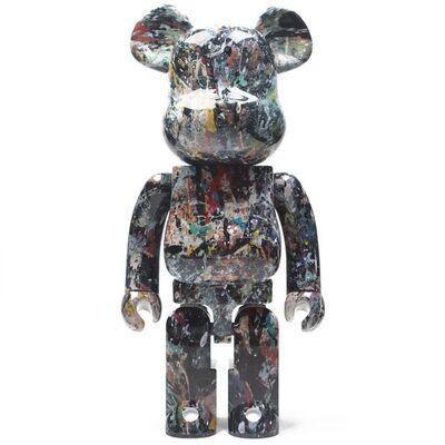 BE@RBRICK, 'Jackson Pollock 1000%', 2018