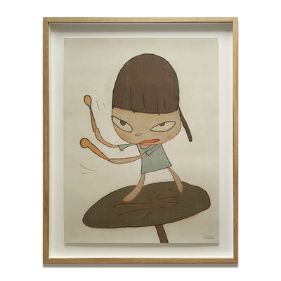 Yoshitomo Nara, 'Poster', 2019