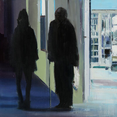 Brett Amory, 'Waiting #237', 2015
