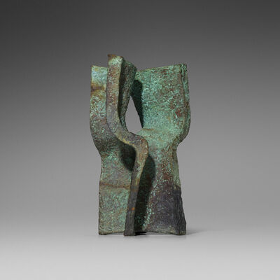 Harry Bertoia, 'Untitled (Forged Bronze)', c. 1970