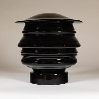 Richard Notkin, 'Profilo Continuo del Trumpolini (black glaze)', 2019