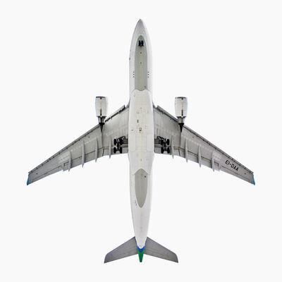 Jeffrey Milstein, 'Aer Lingus Airbus A330-200', 2006